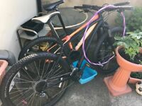 Two Specialized mountain bikes for sale