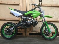New Mini Dirt Bike 2016 50cc 2 stroke great fun FREE DELIVERY