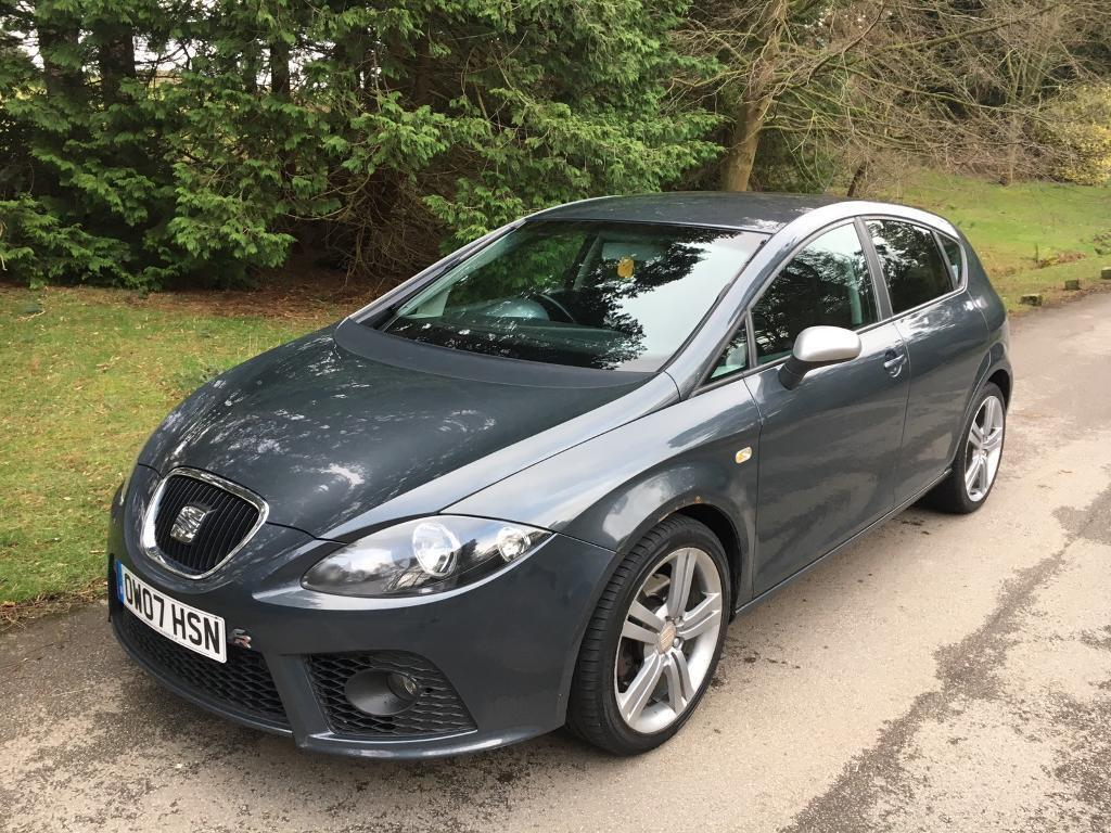 seat leon fr tdi grey 5 door in sheffield south yorkshire gumtree. Black Bedroom Furniture Sets. Home Design Ideas