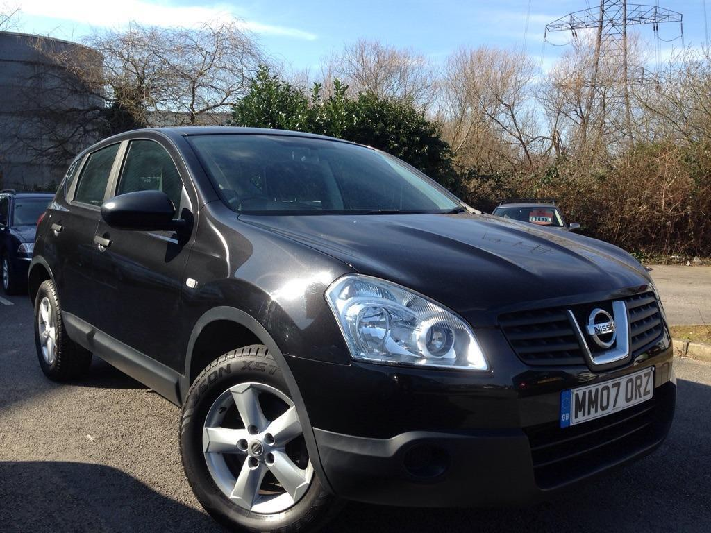 nissan qashqai 1 5 dci visia 5dr mm07orz in reading. Black Bedroom Furniture Sets. Home Design Ideas