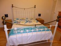 Bright & Spacious 1 bedroom Furnished Flat