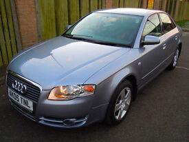 2005 AUDI A4 2.0TDI