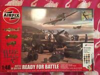 Airfix ready for battle 1.48 scale