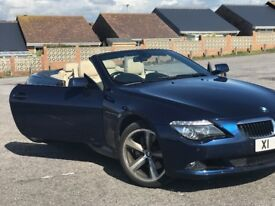 BMW 6 Series 3.0 635d Sport Auto 2dr only selling due to emigration | Stunning Car