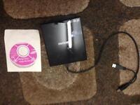 Samsung external DVD writer