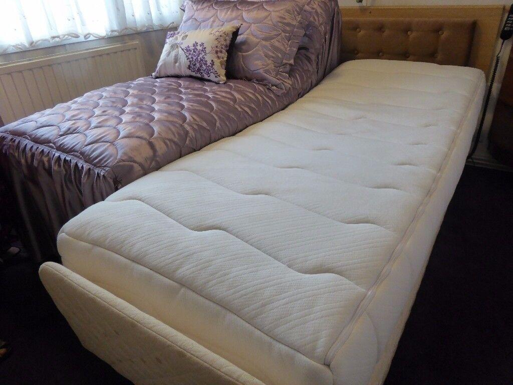 Single Adjustable Therapeutic/Massage Bed