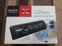 Sony MEX-BT3900U Xplod CD Player MP3 USB AUX Bluetooth Headunit MINT CONDITION