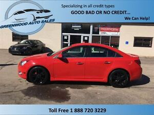 2012 Chevrolet Cruze LTZ, LEATHER, PIONEER SYSTEM! CALL NOW!