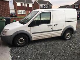 Ford transit connect 2005 55 plate