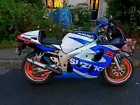 Suzuki gsxr600 srad