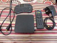 Jail Break MXQ Quad Core Android Smart TV Box Fully Load