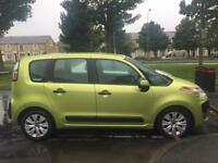 2010 Citroen C3 Picasso Diesel Estate 1.6 Hdi 8V Airdream+ 5Dr