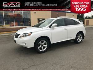 2010 Lexus RX 350 TOURING LEATHER/SUNROOF/CAMERA
