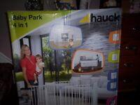 Hauck baby gate