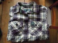 Womens SuperDry Lumberjack Shirt