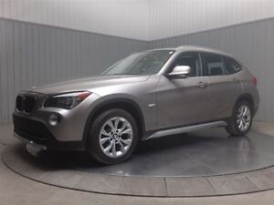 2012 BMW X1 XDRIVE MAGS TOIT PANO CUIR