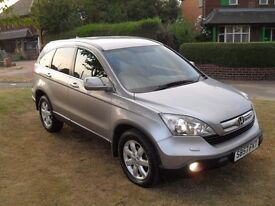 2008 Honda Cr-V 2.2 i-CDTi ES Station Wagon 5dr [1 OWNER+NEW MOT+PARK AID+FSH]