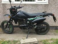 Lexmoto adrenaline 125cc (Glasgow) need gone asap bike works and runs perfect no problem