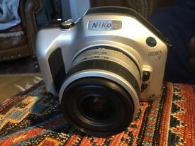 Nikon Pronea S with 30-60 MM zoom lens
