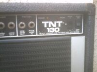 peavey TNT 130 Bass guitar amp