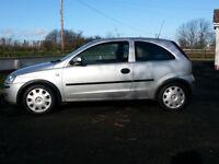 2005 1 ltr Vauxhall Corsa Twinport.