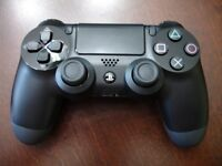 PS4 controller with usb charger