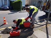 emergency plumber - drain cleaning, unblocking waste