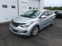 2013 Hyundai Elantra GL! AIR! ONLY 33KM! LOADED!