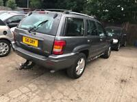 Jeep Grand Cherokee 2005 tdi auto