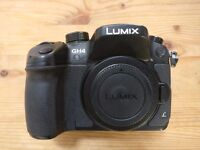 PANASONIC GH4r with unlimited video recording