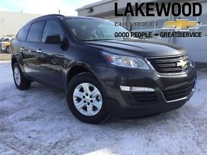 2016 Chevrolet Traverse LS AWD (Bluetooth, Reverse Cam)