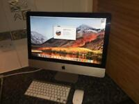 "Apple IMac 2010 21.5"" Intel core i3 3.06 ghz 6gb ram 500gb 7200rpm hard drive"