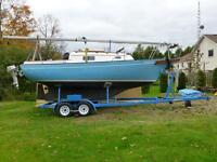 Bayfield 25 Sailboat