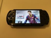 64gb psp slim console with 15,000 games