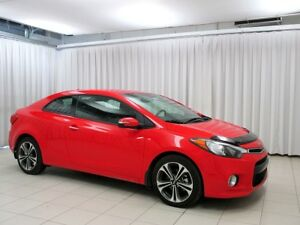 2015 Kia Forte HURRY IN TO SEE THIS BEAUTY!! BRAND NEW CAR! KOUP