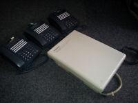 Samsung NX308 PBX business phone system