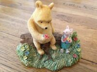 A selection of Winnie The Pooh Ornaments