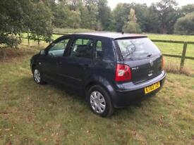 🚘2003 VW Polo 1.4 TDi - 111k - 1 YEARS MOT - Good Condition