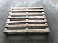 Wooden Pallets (Price for a pair)