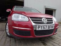 57 VOLKSWAGEN GOLF SE TDI 140 DIESEL 2.0 ESTATE,MOT JULY 017,FULL SERVICE HISTORY,1 OWNER,2 KEYS