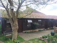 475 sq ft office space for rent in quiet village of Ellington 1/2 mile from A1/A14 Junction