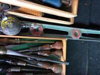 Hand tools, chisel , screwdriver , vintage, pliers £1 each