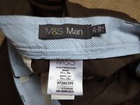 one pair trousers. never been worn