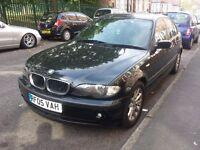 BMW 320D DIESEL 170 BHP 2005