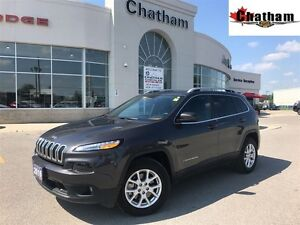 2016 Jeep Cherokee North/ GOLD PLAN OPTION/$83 wkly