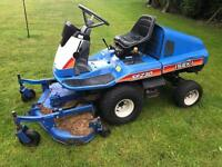 Iseki SF230 ride on lawn mower