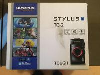 Olympus stylus TG-2 (Waterproof)