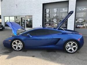 2004 Lamborghini Gallardo 6 speed manual 22865 kms