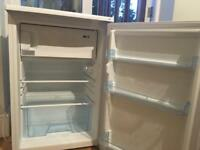 A+ Lec under counter fridge with freezer compartment