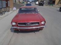 ORIGINAL UNMOLESTED 1966 MUSTANG COUPE